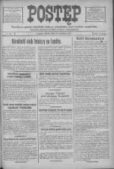 Postęp: narodowe pismo katolicko-ludowe niezależne pod każdym względem 1917.06.16 R.28 Nr134