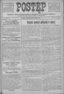Postęp: narodowe pismo katolicko-ludowe niezależne pod każdym względem 1917.07.08 R.28 Nr152