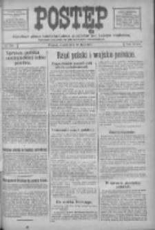 Postęp: narodowe pismo katolicko-ludowe niezależne pod każdym względem 1917.07.10 R.28 Nr153