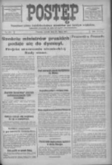 Postęp: narodowe pismo katolicko-ludowe niezależne pod każdym względem 1917.07.14 R.28 Nr157