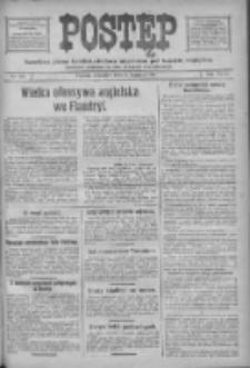 Postęp: narodowe pismo katolicko-ludowe niezależne pod każdym względem 1917.08.02 R.28 Nr173