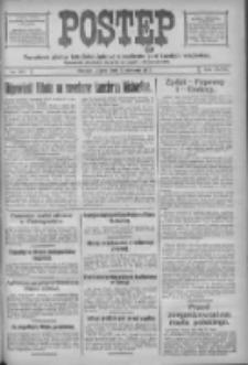 Postęp: narodowe pismo katolicko-ludowe niezależne pod każdym względem 1917.08.03 R.28 Nr174