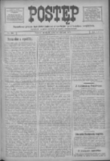 Postęp: narodowe pismo katolicko-ludowe niezależne pod każdym względem 1917.08.26 R.28 Nr193
