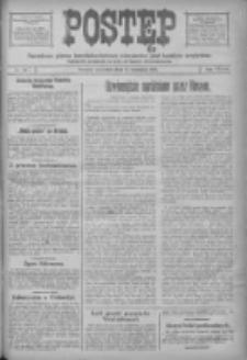 Postęp: narodowe pismo katolicko-ludowe niezależne pod każdym względem 1917.09.06 R.28 Nr202