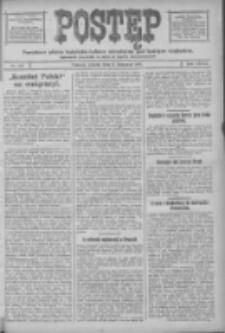 Postęp: narodowe pismo katolicko-ludowe niezależne pod każdym względem 1917.11.06 R.28 Nr253