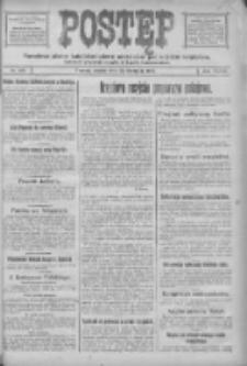Postęp: narodowe pismo katolicko-ludowe niezależne pod każdym względem 1917.11.27 R.28 Nr270