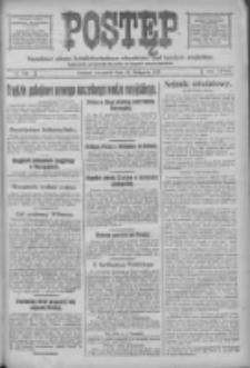 Postęp: narodowe pismo katolicko-ludowe niezależne pod każdym względem 1917.11.29 R.28 Nr272