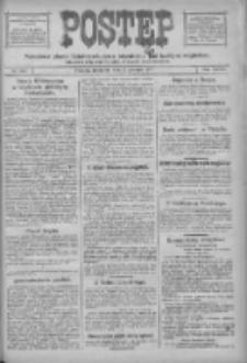 Postęp: narodowe pismo katolicko-ludowe niezależne pod każdym względem 1917.12.02 R.28 Nr275