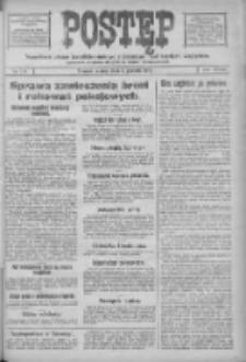 Postęp: narodowe pismo katolicko-ludowe niezależne pod każdym względem 1917.12.04 R.28 Nr276