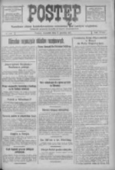 Postęp: narodowe pismo katolicko-ludowe niezależne pod każdym względem 1917.12.06 R.28 Nr278