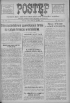 Postęp: narodowe pismo katolicko-ludowe niezależne pod każdym względem 1917.12.08 R.28 Nr280