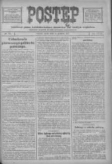 Postęp: narodowe pismo katolicko-ludowe niezależne pod każdym względem 1917.12.12 R.28 Nr282