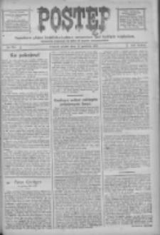 Postęp: narodowe pismo katolicko-ludowe niezależne pod każdym względem 1917.12.14 R.28 Nr284