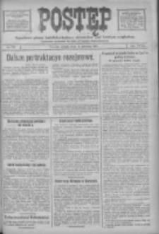 Postęp: narodowe pismo katolicko-ludowe niezależne pod każdym względem 1917.12.15 R.28 Nr285