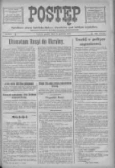 Postęp: narodowe pismo katolicko-ludowe niezależne pod każdym względem 1917.12.21 R.28 Nr290