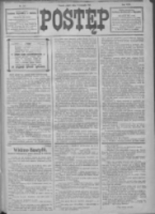 Postęp 1913.11.07 R.24 Nr257