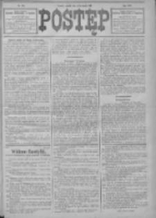 Postęp 1913.11.11 R.24 Nr260