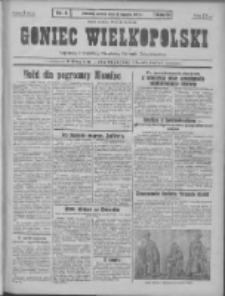 Goniec Wielkopolski: najtańsze pismo codzienne dla wszystkich stanów 1931.01.06 R.55 Nr4