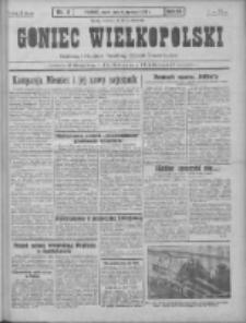 Goniec Wielkopolski: najtańsze pismo codzienne dla wszystkich stanów 1931.01.09 R.55 Nr6