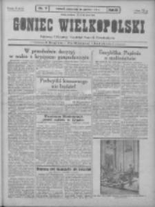 Goniec Wielkopolski: najtańsze pismo codzienne dla wszystkich stanów 1931.01.10 R.55 Nr7