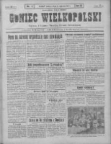 Goniec Wielkopolski: najtańsze pismo codzienne dla wszystkich stanów 1931.01.11 R.55 Nr8