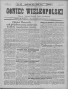 Goniec Wielkopolski: najtańsze pismo codzienne dla wszystkich stanów 1931.01.14 R.55 Nr10