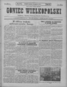 Goniec Wielkopolski: najtańsze pismo codzienne dla wszystkich stanów 1931.01.22 R.55 Nr17+dodatek