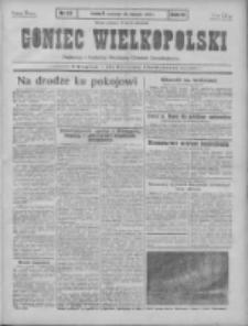 Goniec Wielkopolski: najtańsze pismo codzienne dla wszystkich stanów 1931.01.29 R.55 Nr23+dodatek