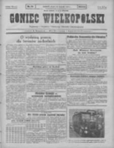 Goniec Wielkopolski: najtańsze pismo codzienne dla wszystkich stanów 1931.01.30 R.55 Nr24