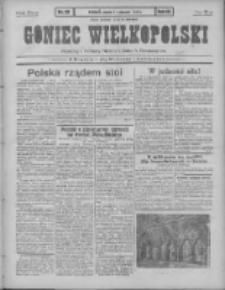Goniec Wielkopolski: najtańsze pismo codzienne dla wszystkich stanów 1931.01.31 R.55 Nr25