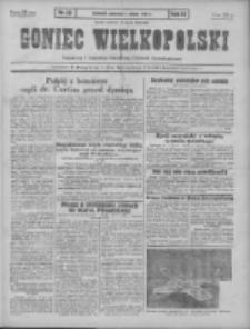 Goniec Wielkopolski: najtańsze pismo codzienne dla wszystkich stanów 1931.02.01 R.55 Nr26