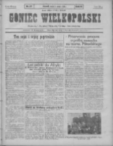 Goniec Wielkopolski: najtańsze pismo codzienne dla wszystkich stanów 1931.02.04 R.55 Nr27