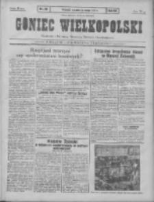 Goniec Wielkopolski: najtańsze pismo codzienne dla wszystkich stanów 1931.02.05 R.55 Nr28+dodatek
