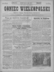 Goniec Wielkopolski: najtańsze pismo codzienne dla wszystkich stanów 1931.02.11 R.55 Nr33