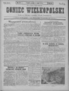 Goniec Wielkopolski: najtańsze pismo codzienne dla wszystkich stanów 1931.02.12 R.55 Nr34+dodatek