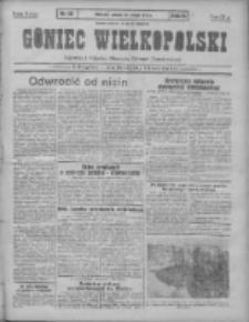 Goniec Wielkopolski: najtańsze pismo codzienne dla wszystkich stanów 1931.02.17 R.55 Nr38