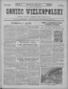 Goniec Wielkopolski: najtańsze pismo codzienne dla wszystkich stanów 1931.02.18 R.55 Nr39