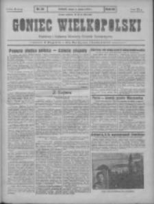 Goniec Wielkopolski: najtańsze pismo codzienne dla wszystkich stanów 1931.03.04 R.55 Nr51