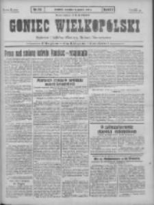 Goniec Wielkopolski: najtańsze pismo codzienne dla wszystkich stanów 1931.03.05 R.55 Nr52+dodatek