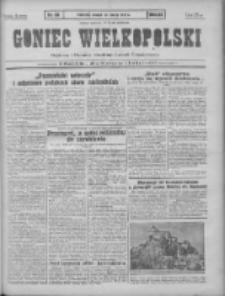Goniec Wielkopolski: najtańsze pismo codzienne dla wszystkich stanów 1931.03.10 R.55 Nr56