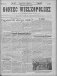 Goniec Wielkopolski: najtańsze pismo codzienne dla wszystkich stanów 1931.03.11 R.55 Nr57