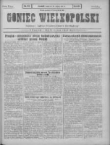 Goniec Wielkopolski: najtańsze pismo codzienne dla wszystkich stanów 1931.03.12 R.55 Nr58+dodatek