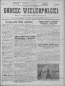 Goniec Wielkopolski: najtańsze pismo codzienne dla wszystkich stanów 1931.03.13 R.55 Nr59