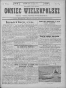 Goniec Wielkopolski: najtańsze pismo codzienne dla wszystkich stanów 1931.03.14 R.55 Nr60