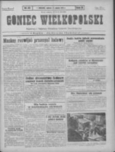 Goniec Wielkopolski: najtańsze pismo codzienne dla wszystkich stanów 1931.03.17 R.55 Nr62