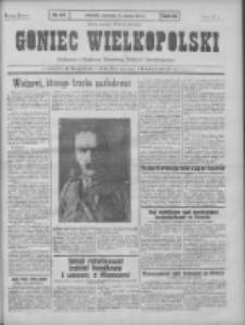 Goniec Wielkopolski: najtańsze pismo codzienne dla wszystkich stanów 1931.03.19 R.55 Nr64+dodatek