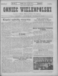 Goniec Wielkopolski: najtańsze pismo codzienne dla wszystkich stanów 1931.03.20 R.55 Nr65