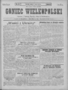 Goniec Wielkopolski: najtańsze pismo codzienne dla wszystkich stanów 1931.03.21 R.55 Nr66