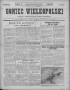 Goniec Wielkopolski: najtańsze pismo codzienne dla wszystkich stanów 1931.03.22 R.55 Nr67