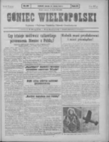 Goniec Wielkopolski: najtańsze pismo codzienne dla wszystkich stanów 1931.03.24 R.55 Nr68